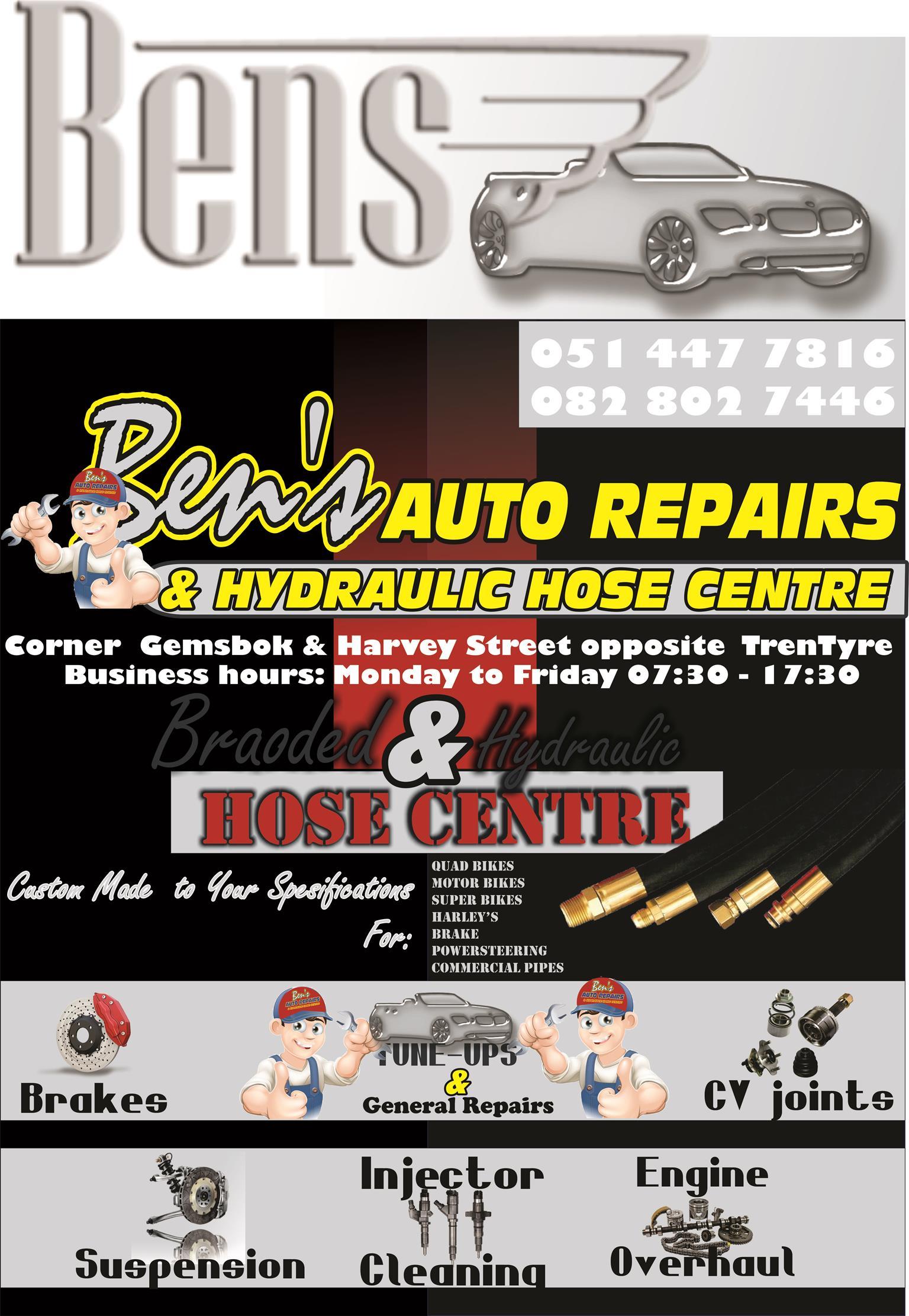 Ben's Auto Repair Centre