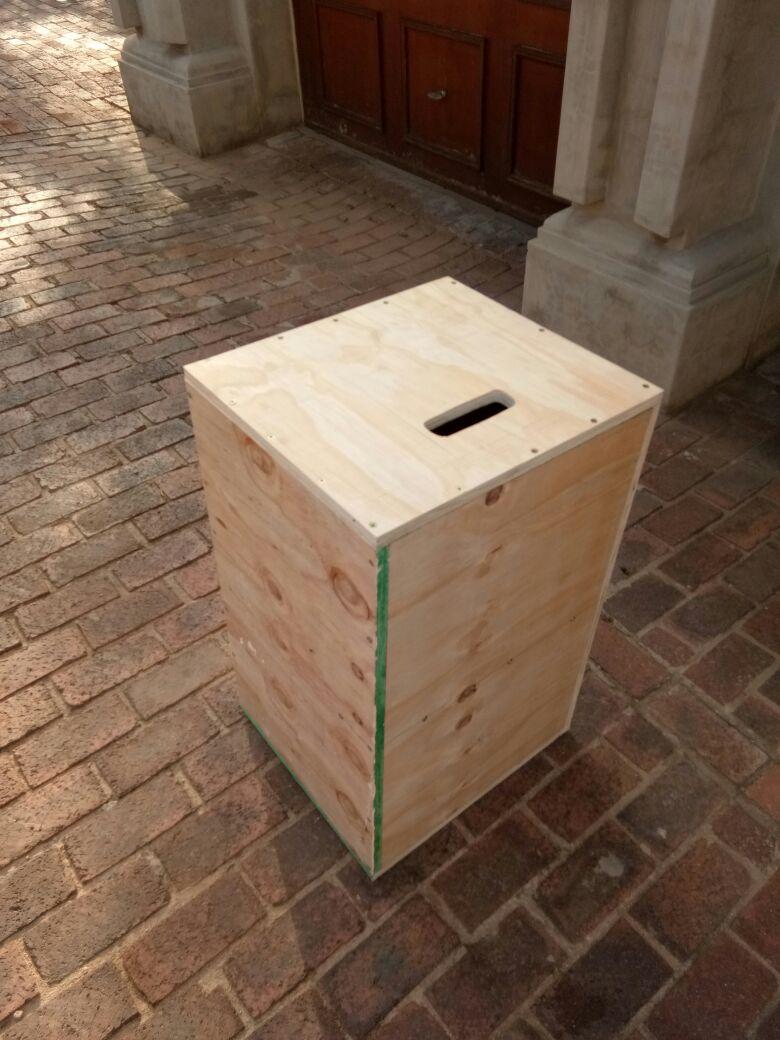 New Plyometric Jump Box