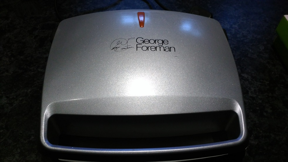 George Foreman griller - like new