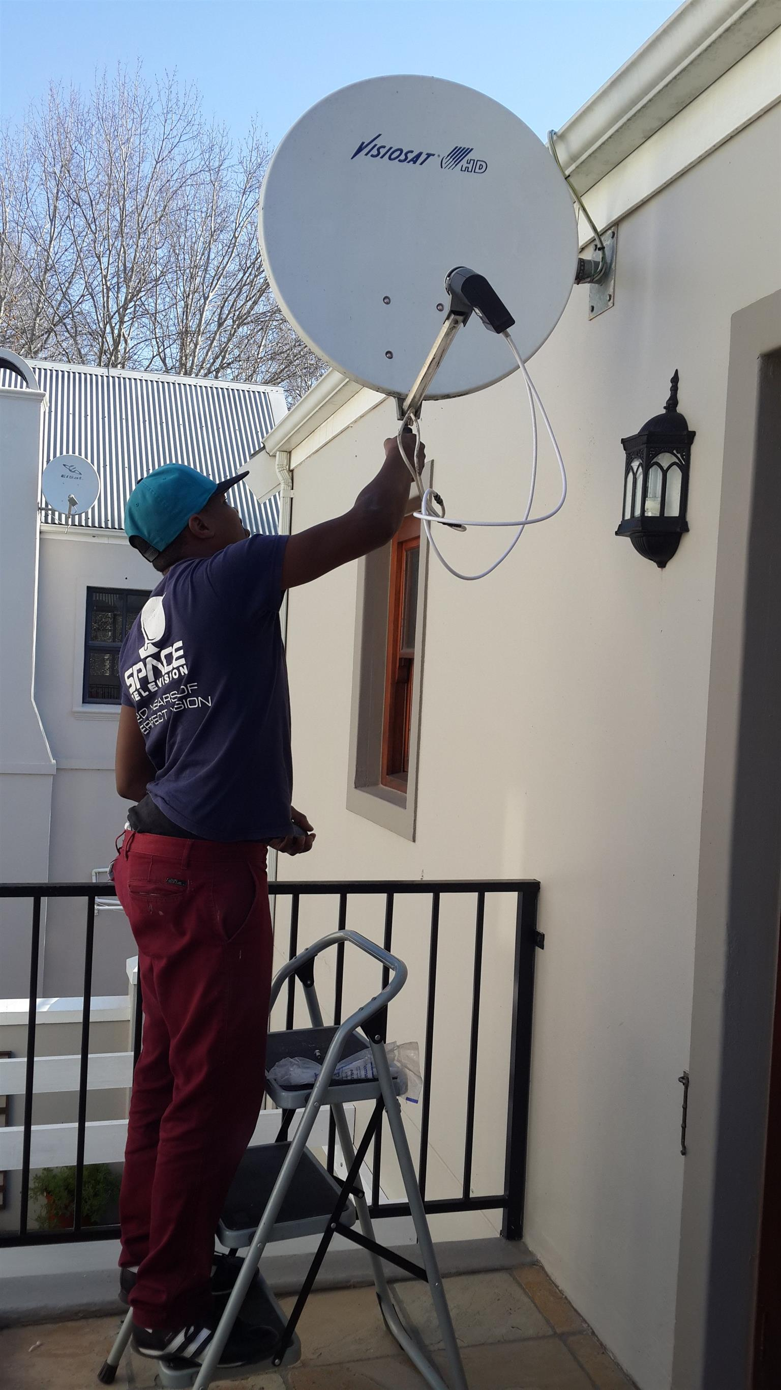 DStv accredited installers Kalk bay, Marina Dagama 0783085689