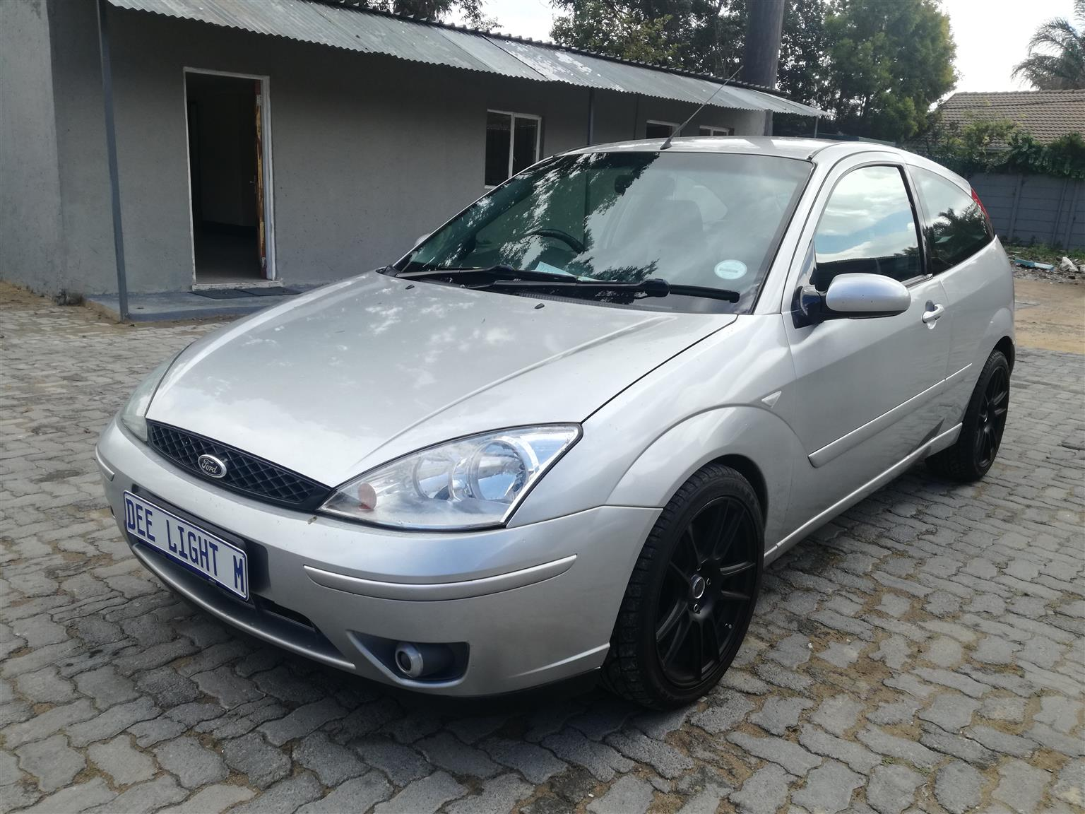 2005 Ford Focus ST 3 door