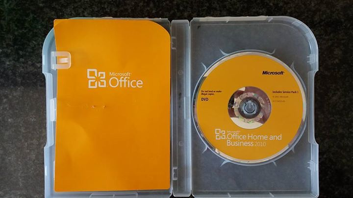 Microsoft windows 2010