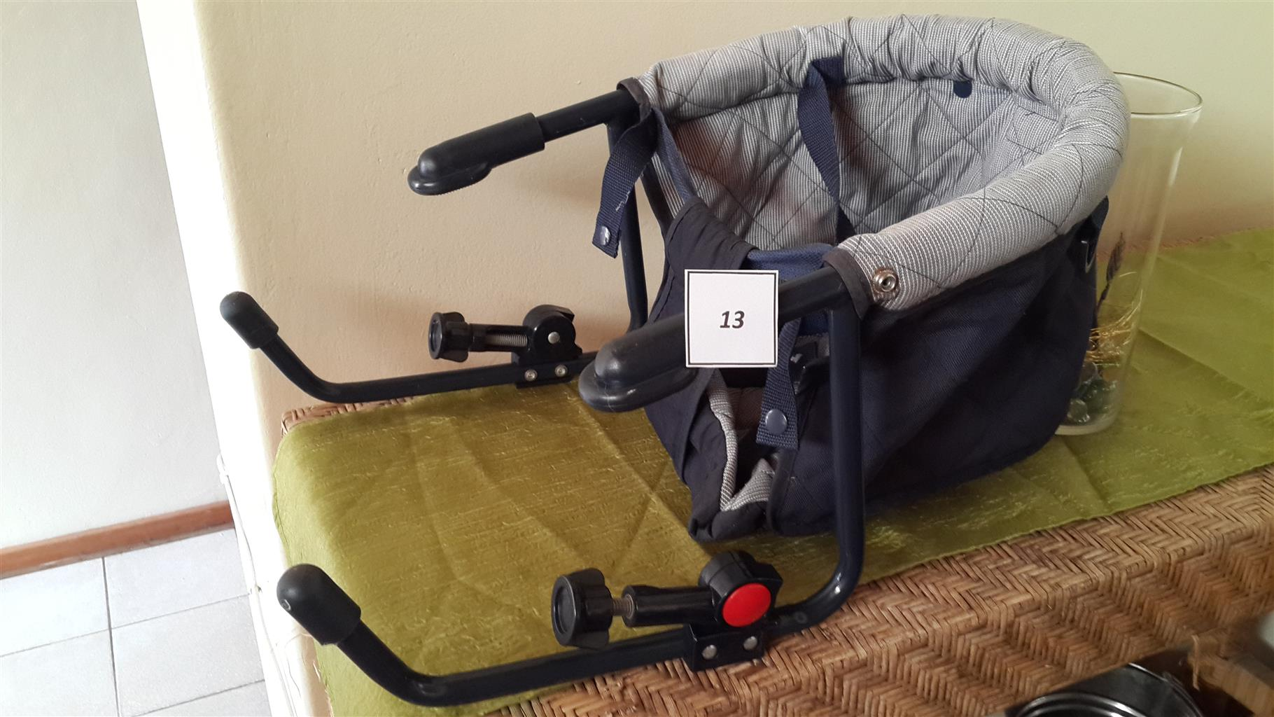 Baby Clip-on/Feeding chair. R 250