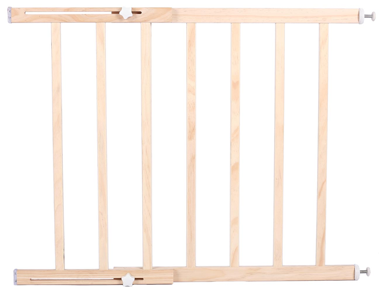 Pet Extendable wooden barrier (THIS IS NOT A GATE) [Wood]
