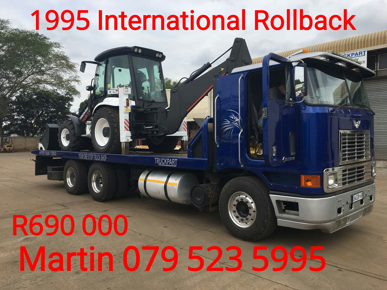 Rollback Truck