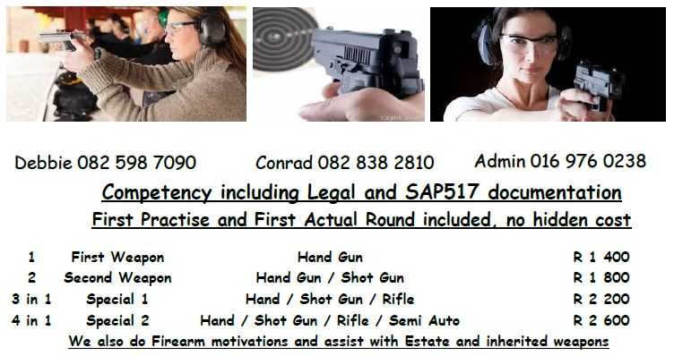Firearm Special