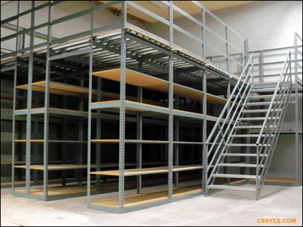 Quality Refurbished Steel Storage Racking Solutions & Other Storage Materials