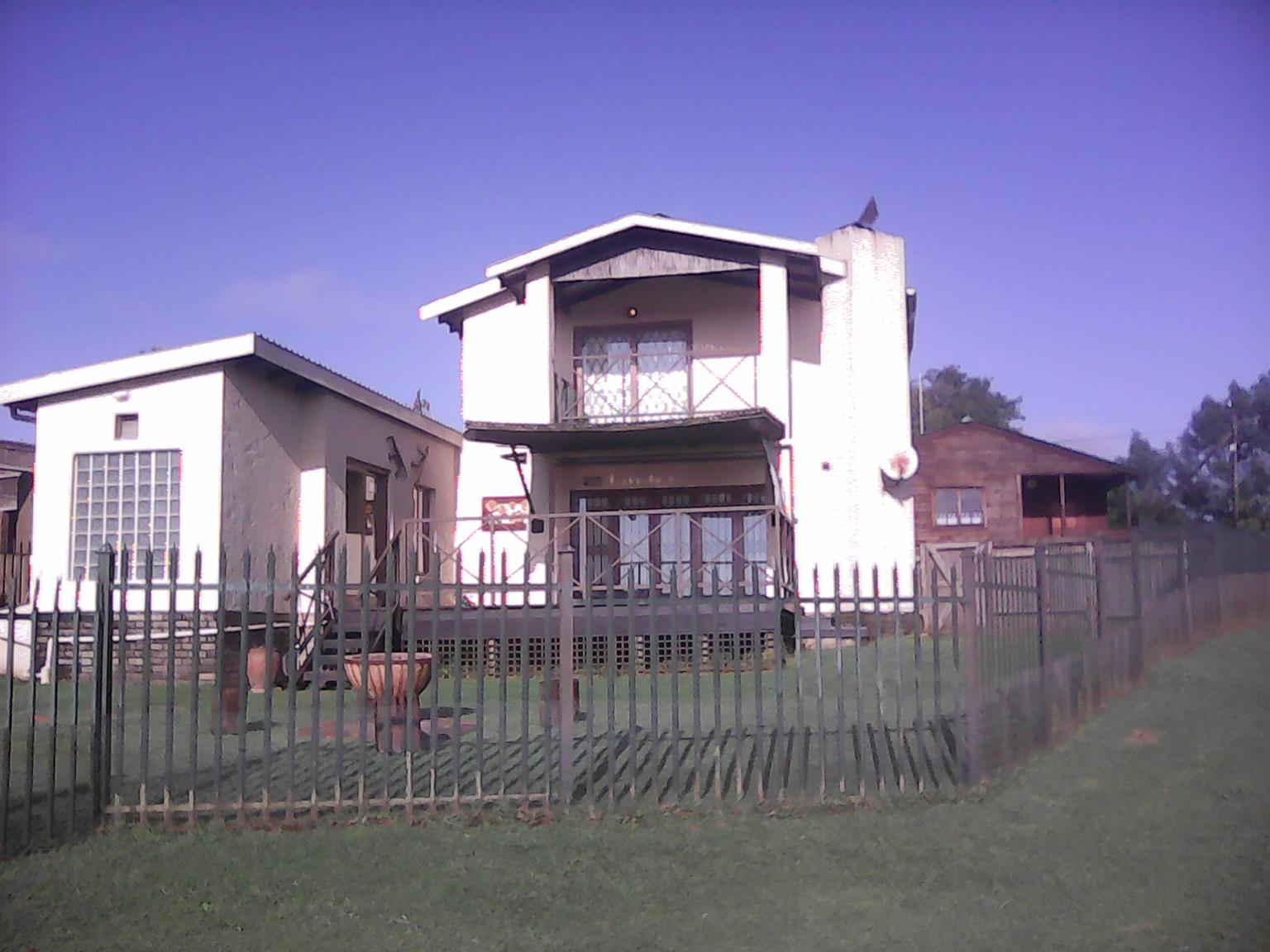 Double storey house for sale in Graskop