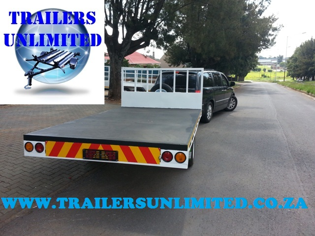 FLATBED TRAILERS UNLIMITED.