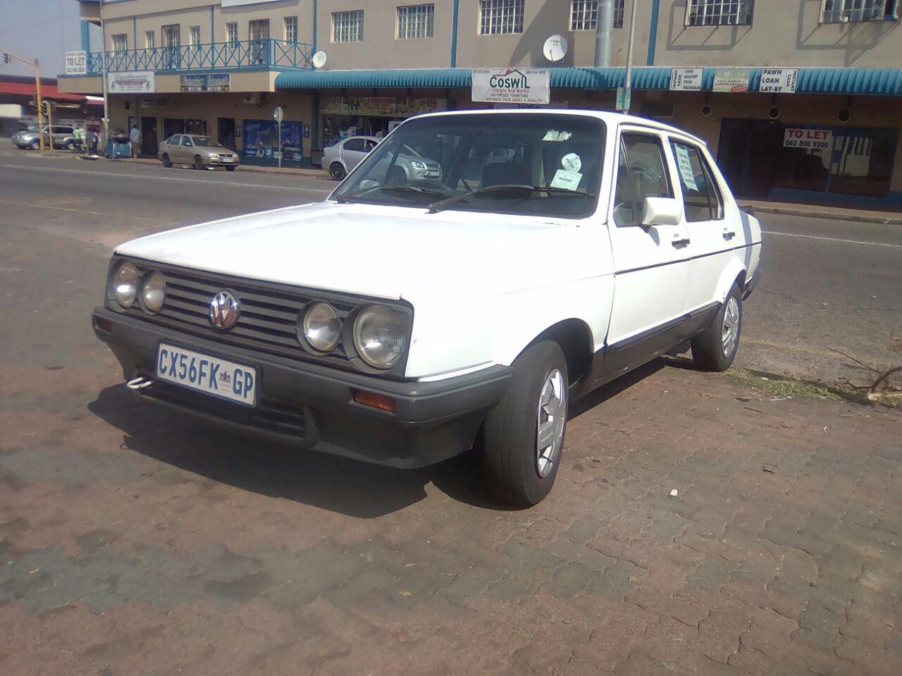 1984 VW Fox