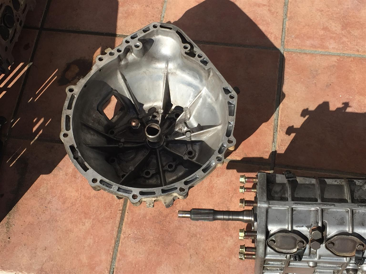 Ford Ranger 2.5D Gearbox