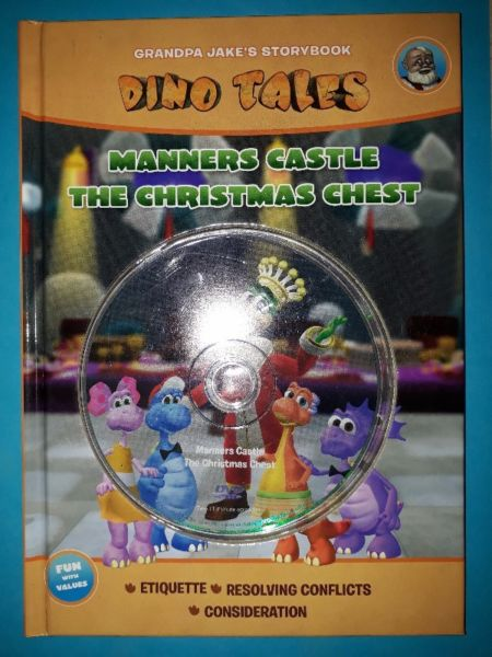 Dino Tales: Manners Castle - The Christmas Chest.
