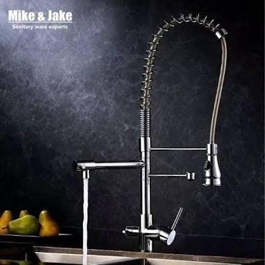 3 mixer & RO tap