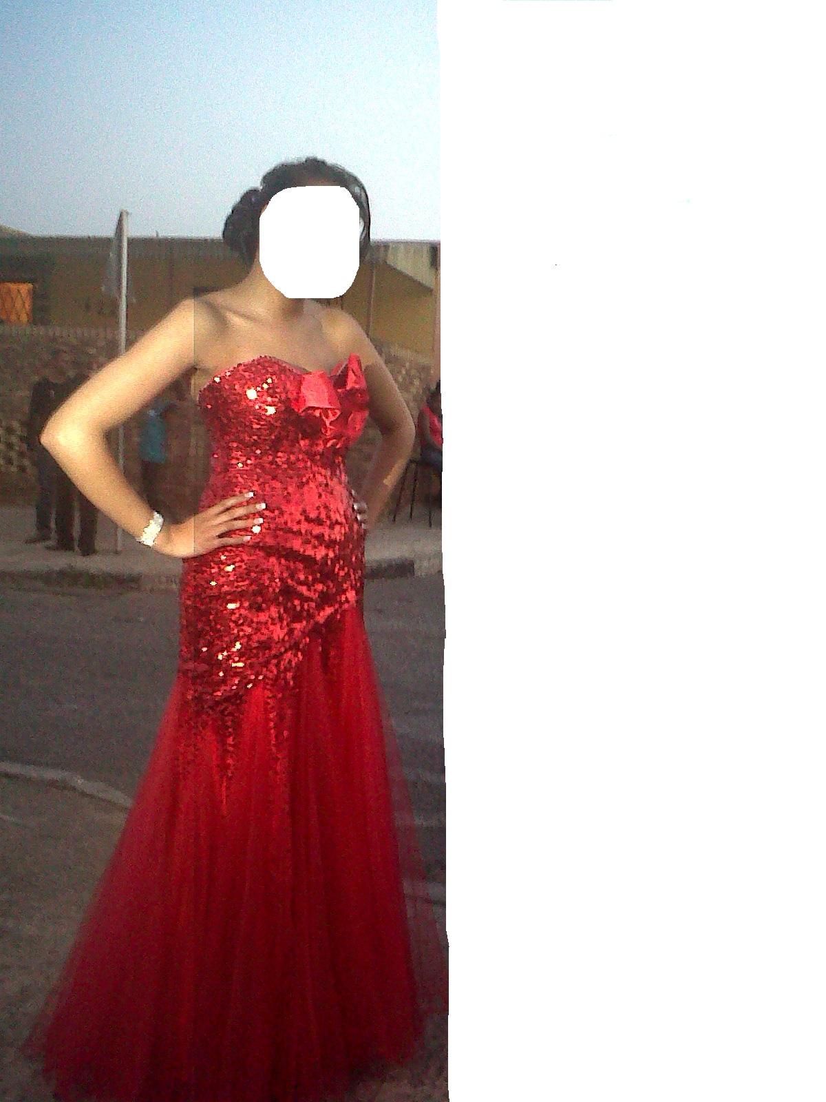 Stunning Red Evening/Matric Farewell Dress for R3500.00