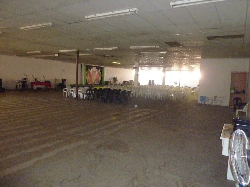 Large 912m² Space to Lease ideal Church Premises  R 27,360