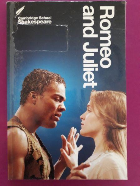 Romeo And Juliet - Cambridge School Shakespeare - Rex Gibson.