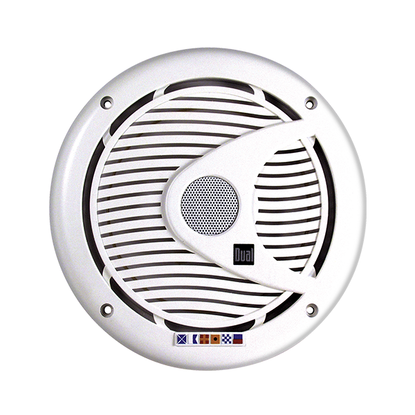 "Dual Marine 6,5"" DMD652 Marine Speakers for Boats"