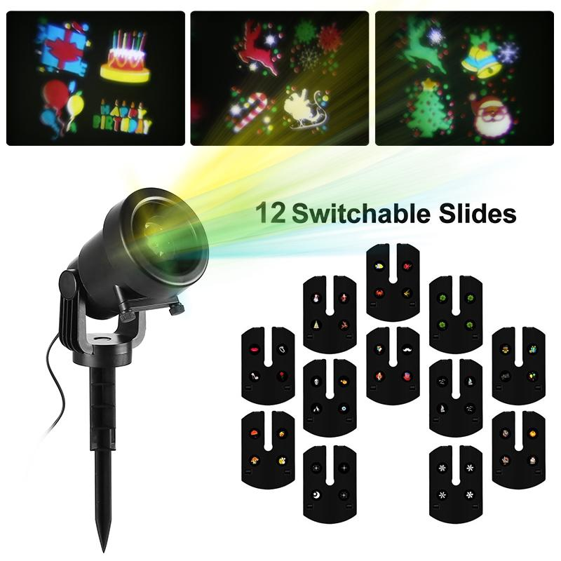 Holiday Light Projector - LT407