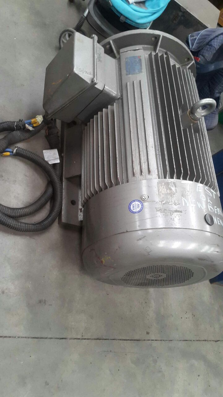200HP Electric Induction Motor 150