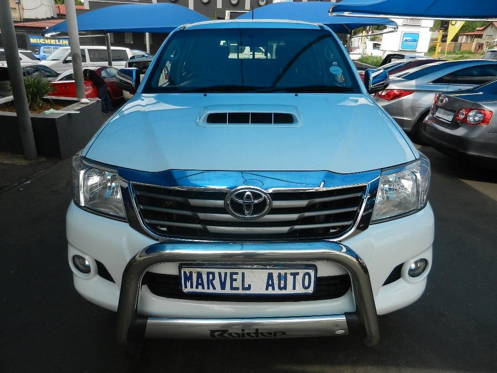 2015 Toyota Raider