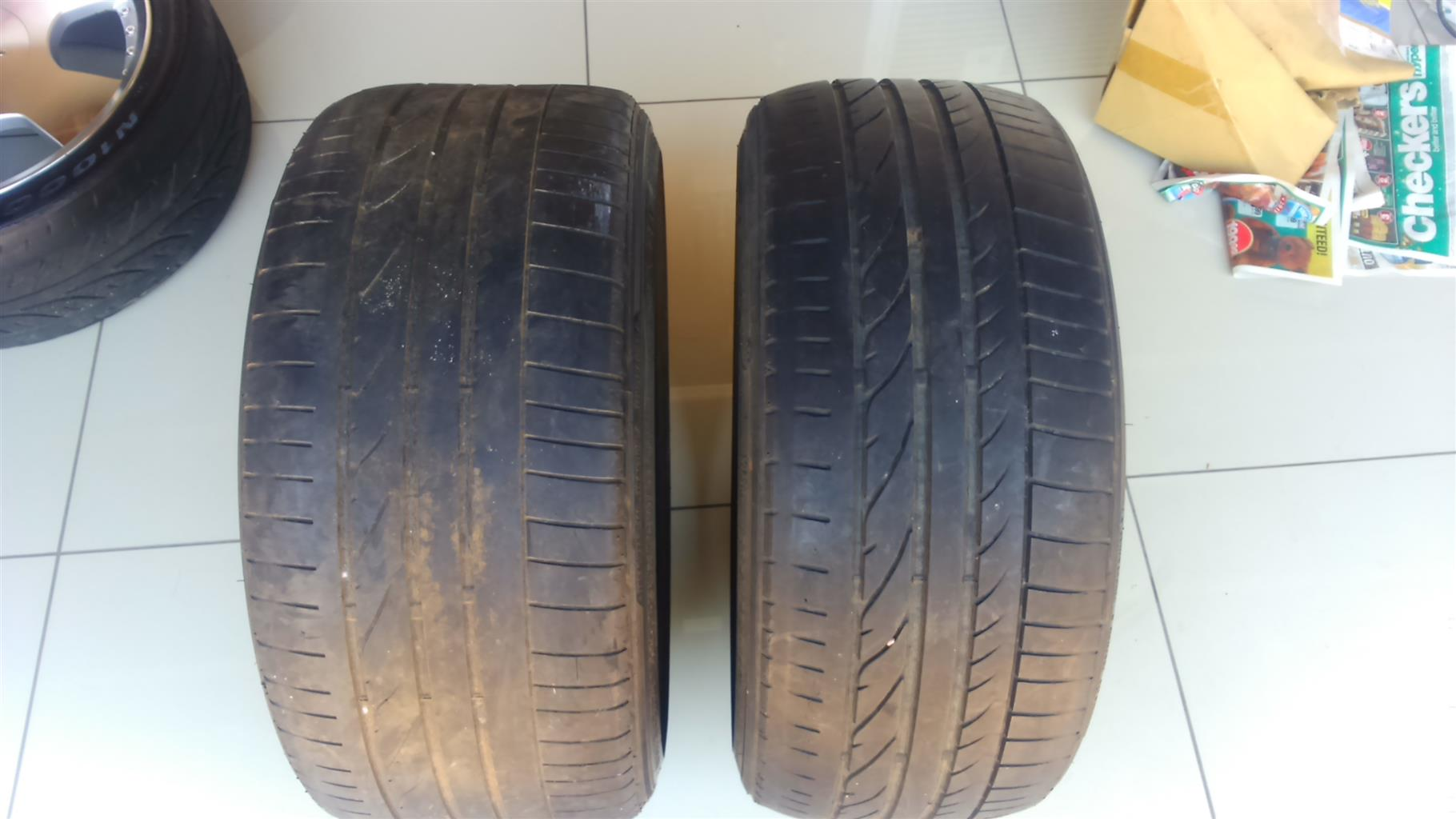 Run flat tyres for sale in johannesburg