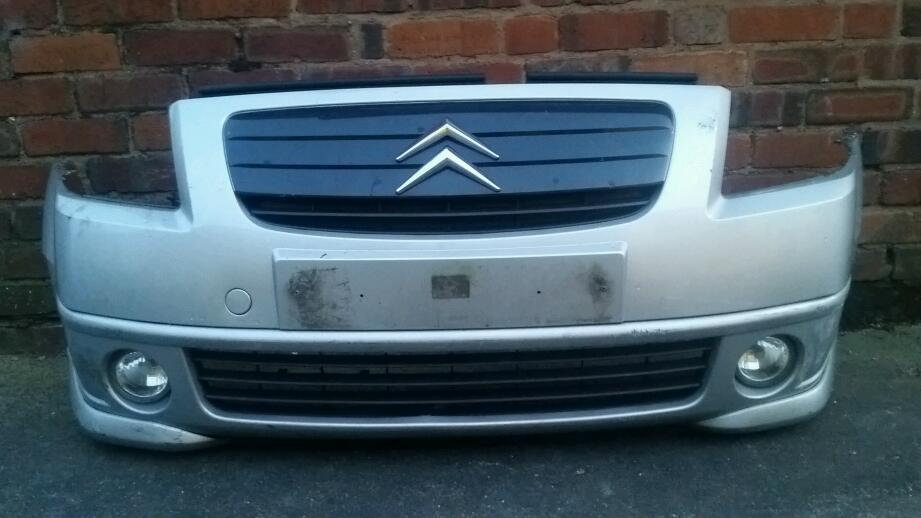 Citroen C2 Headlights,Taillights, Foglights, Rear Bumper and Front Bumper