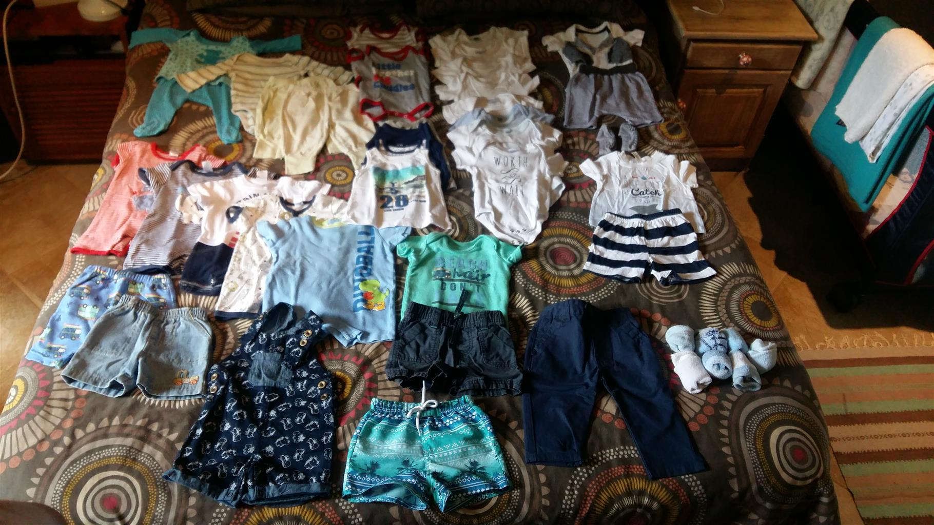 0e51ec0a6 Second-hand Baby BOY clothes For Sale - Good Condition | Junk Mail