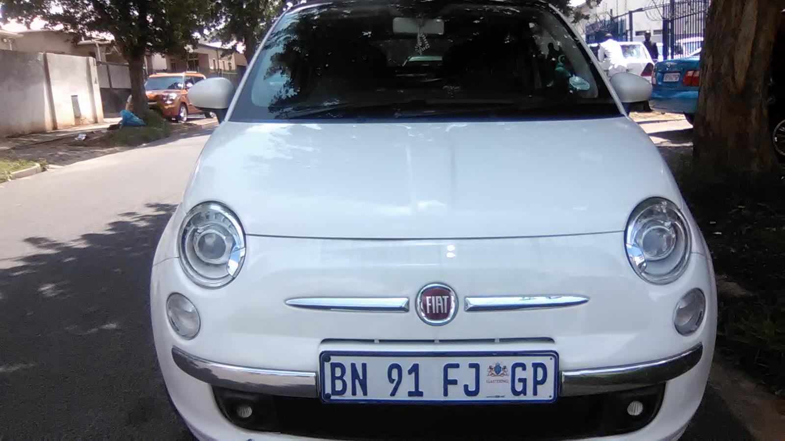2011 Fiat 500X
