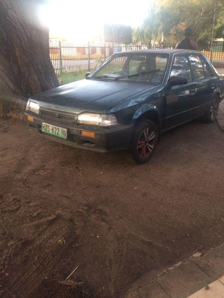 1998 Mazda Sting