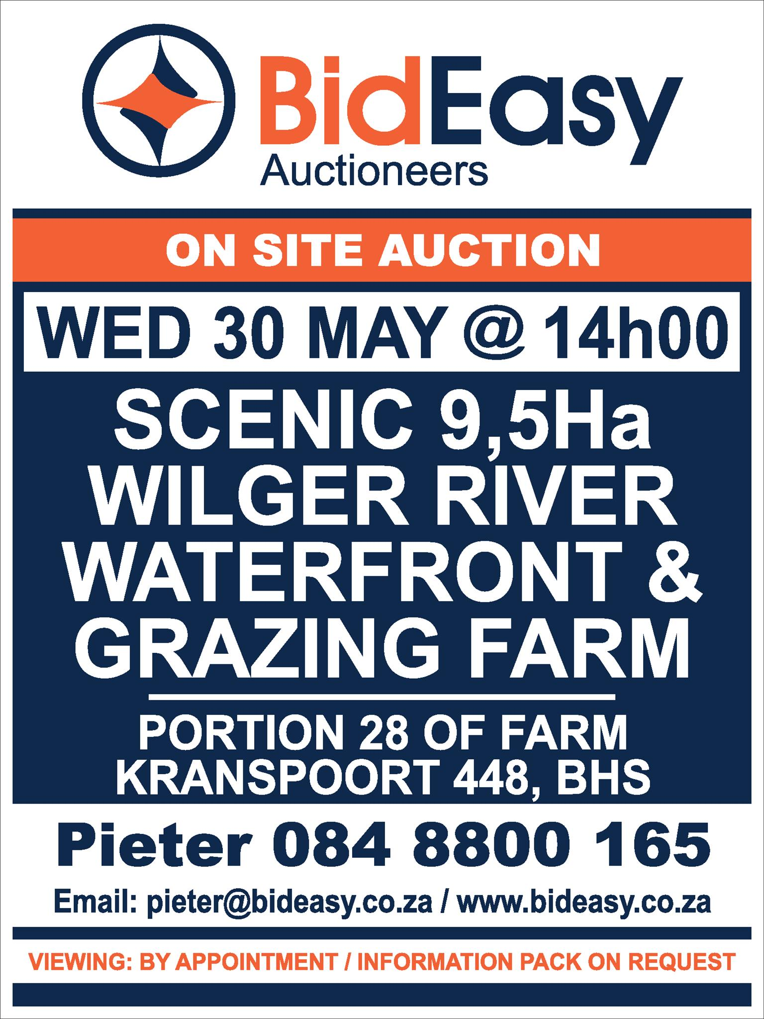 Commercial & residential auctions in Bronkhorstspruit