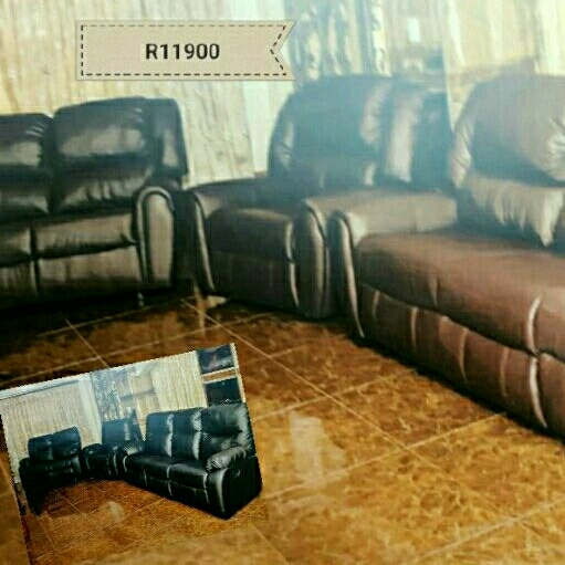 New Leather Feel Couches