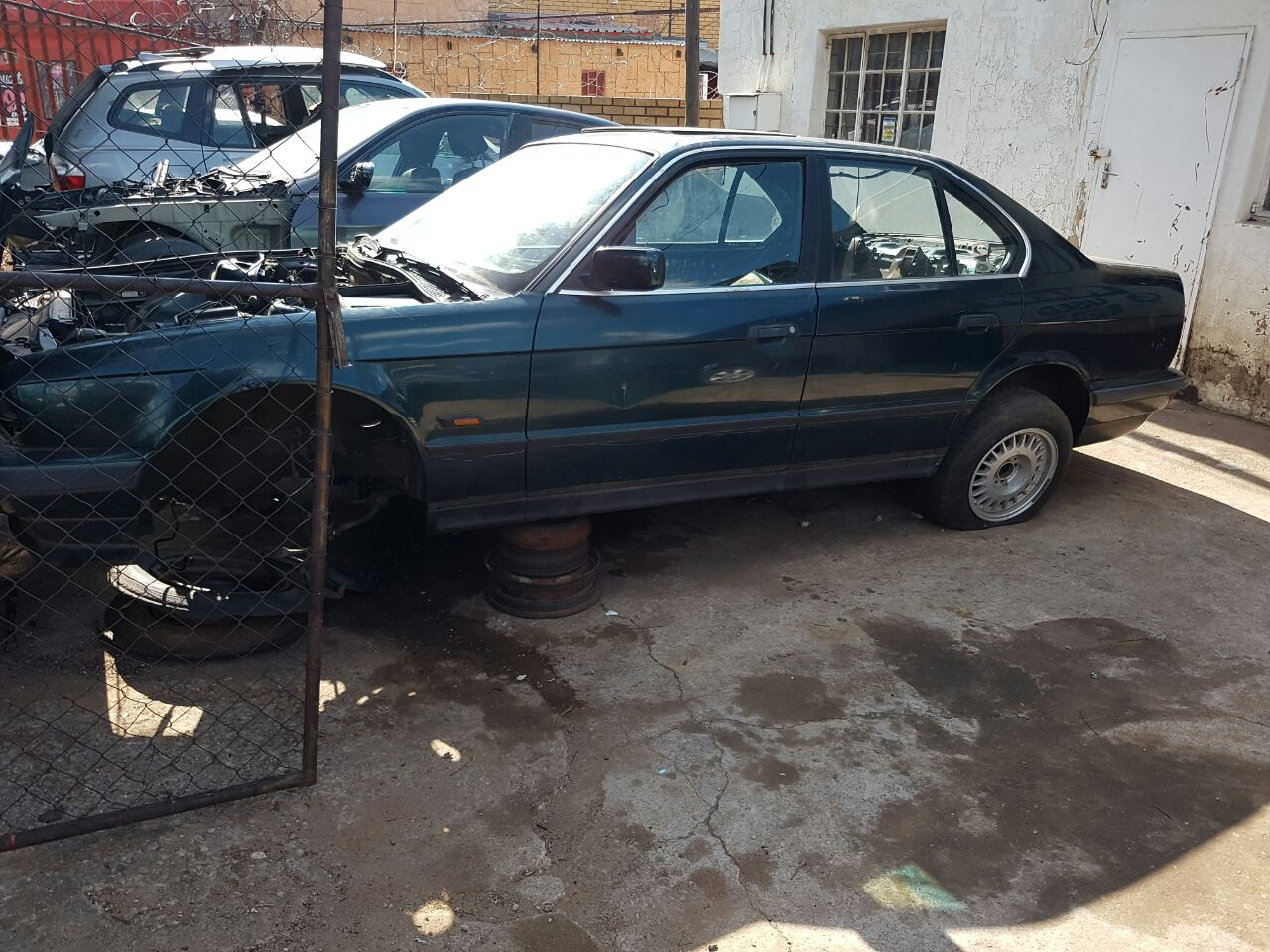 Bmw e34 540i stripping for spares