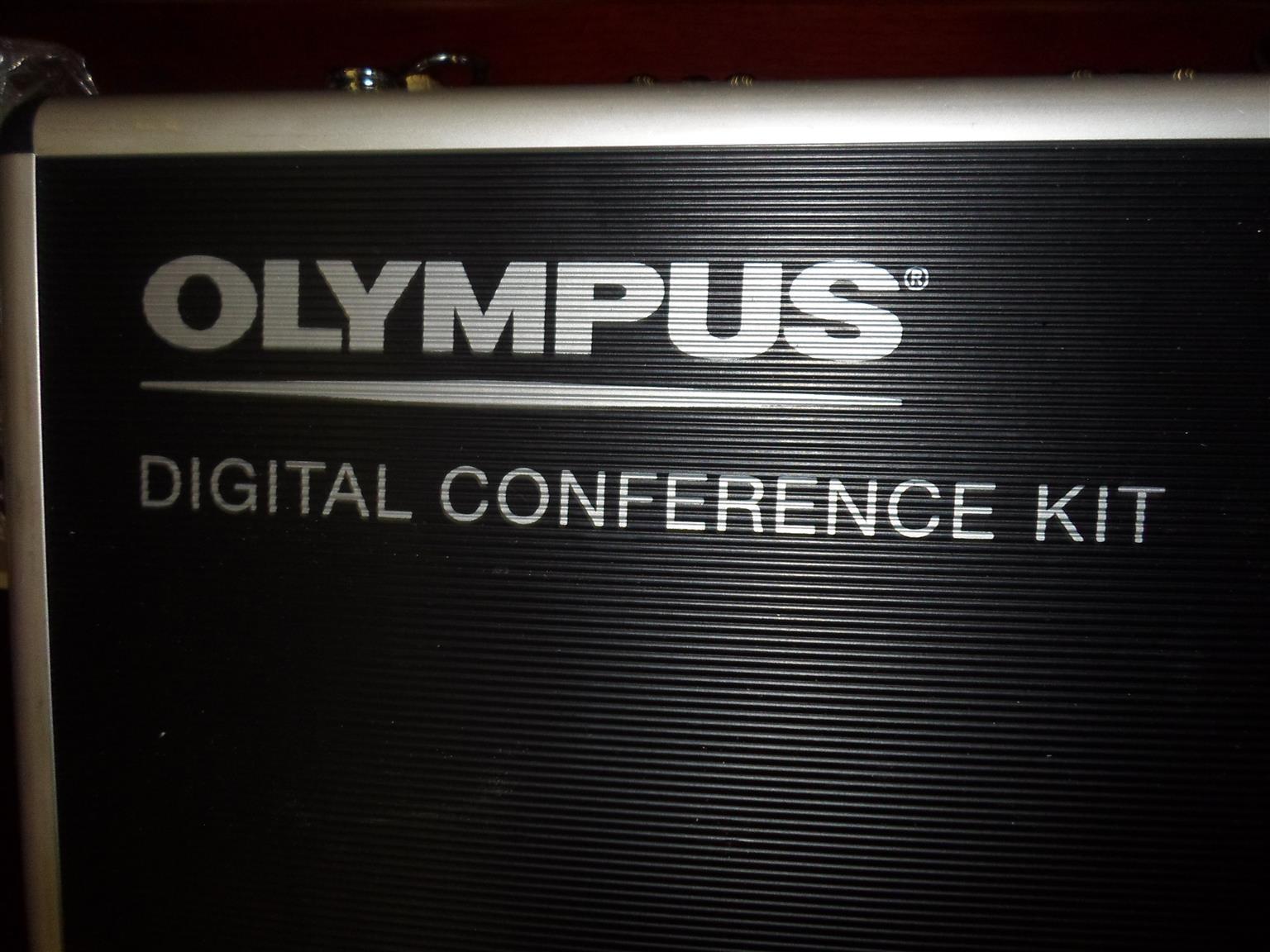 Olumpus Digital Conference Recording Kit