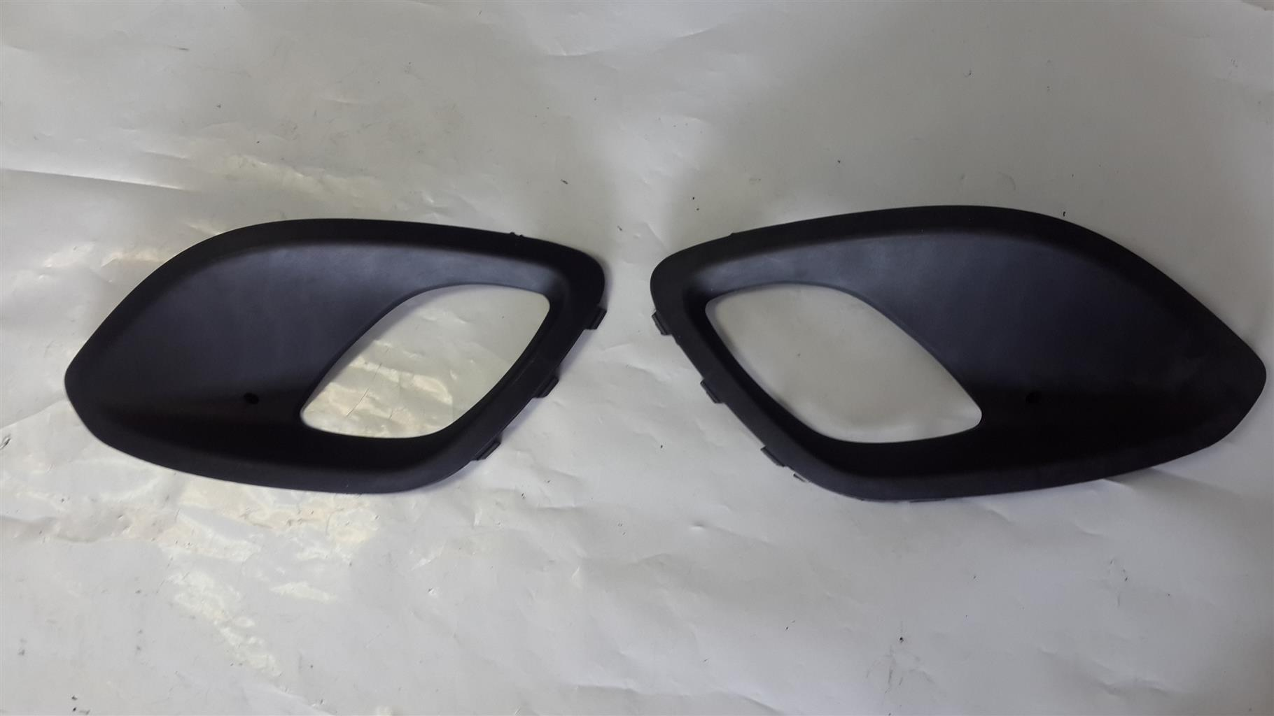 Picanto Fog Lamp Covers