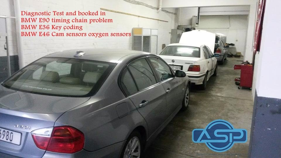 Diagnostic test for all vehicles - Clearing of Error codes