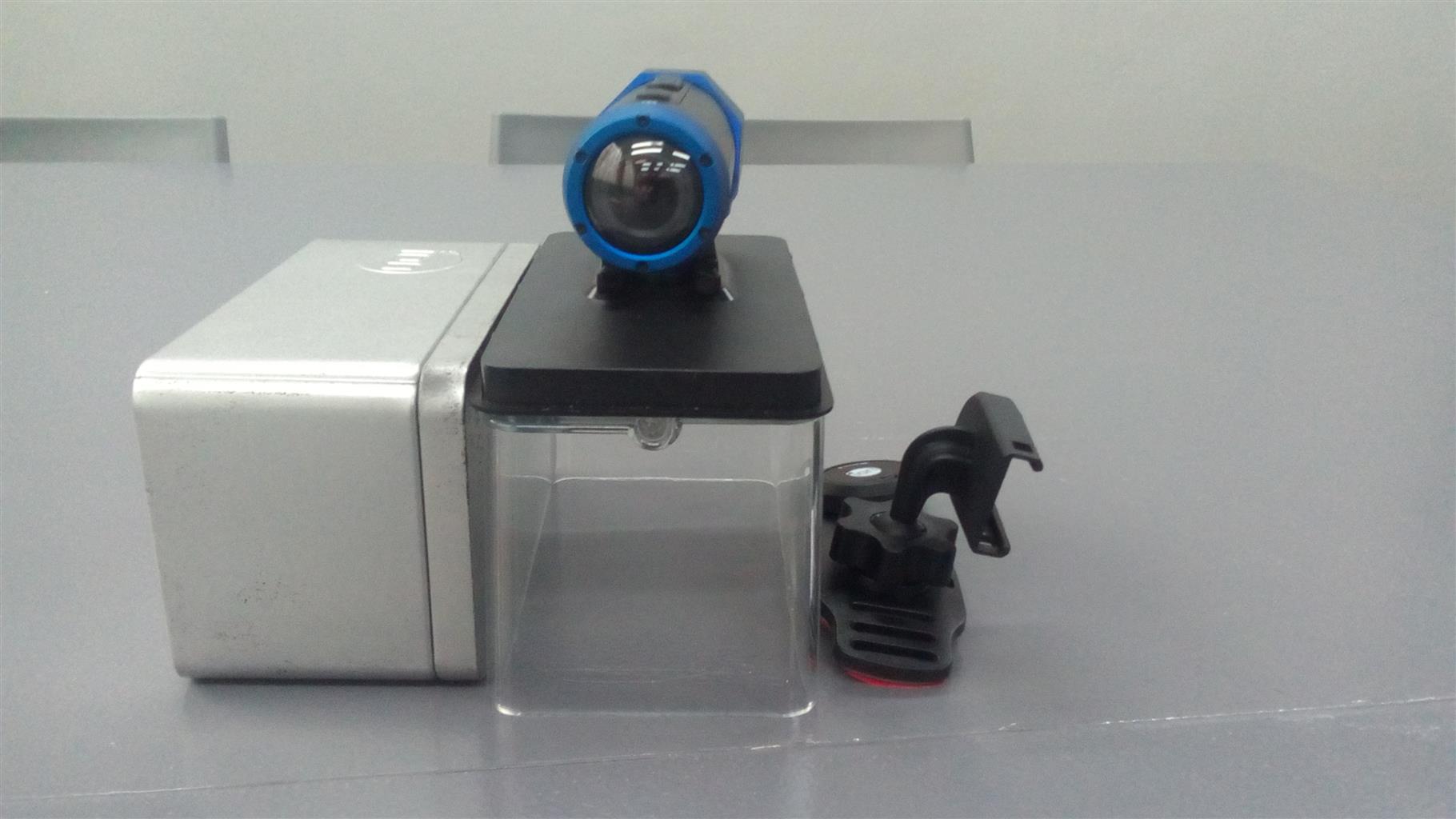 Ion Air Pro Sports camera