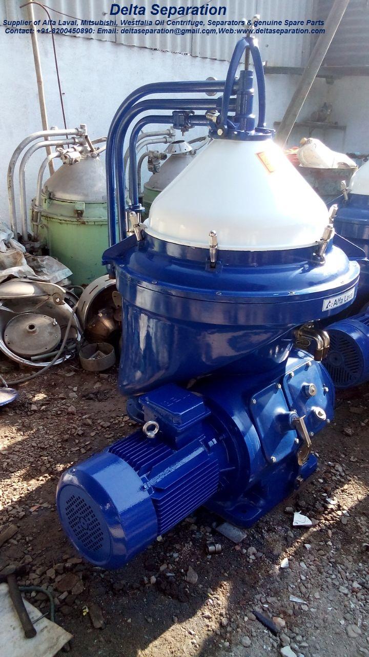 Alfa Laval Liquid Solid Separator