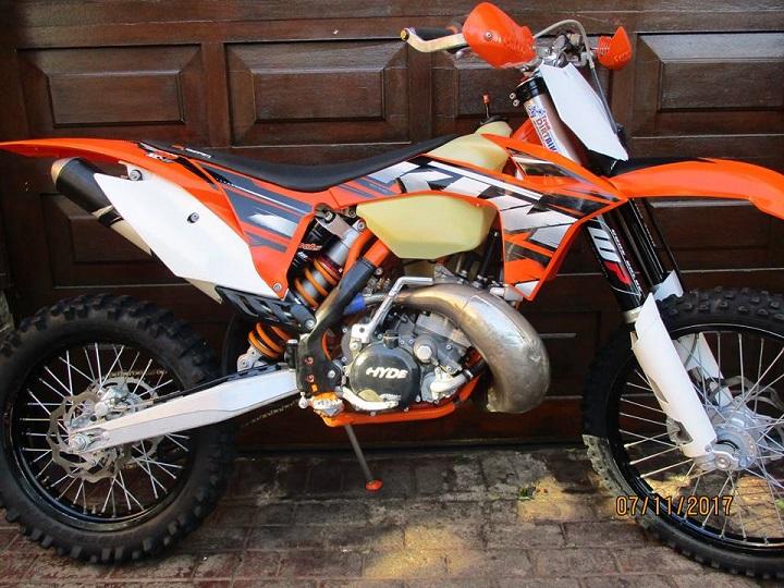 Ktm 200 For Sale >> Ktm 200 Exc Junk Mail