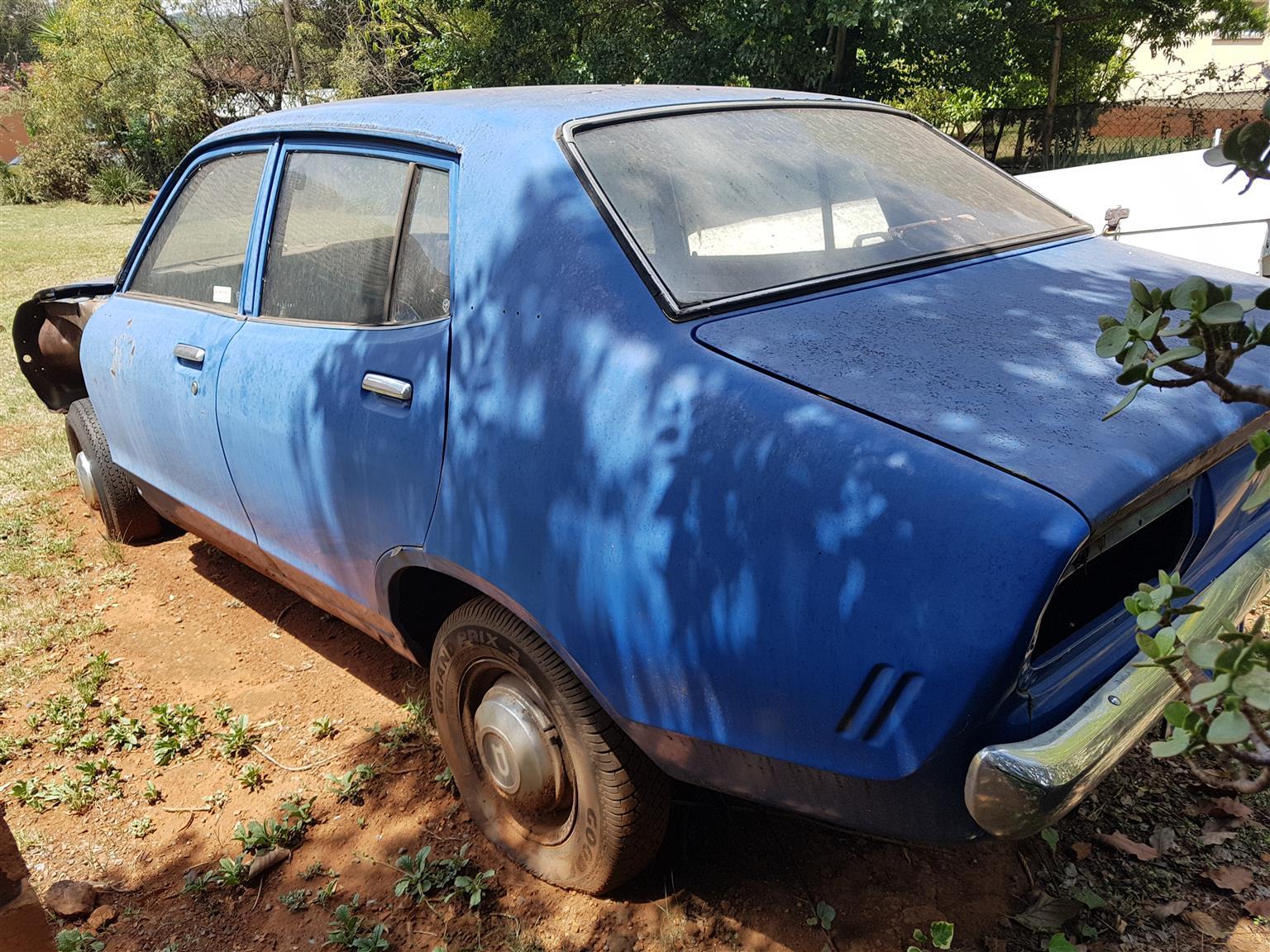 Datsun 120Y | Junk Mail