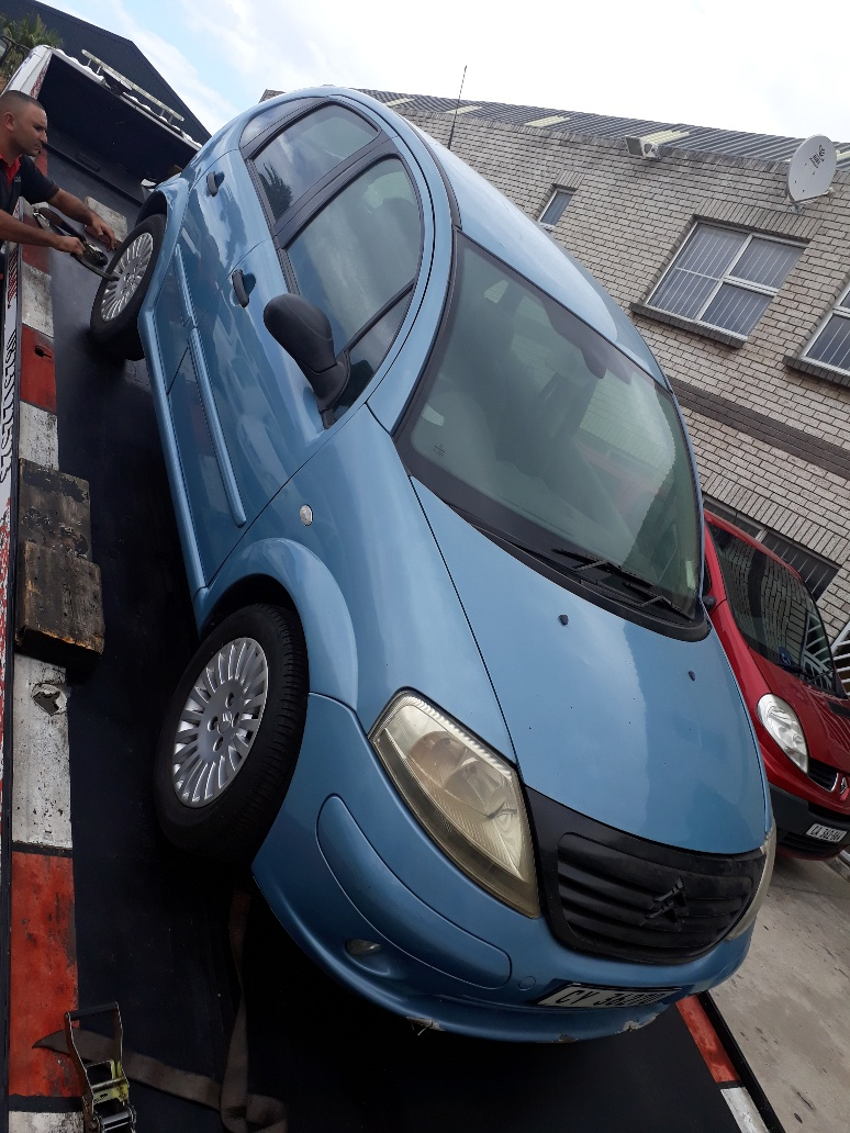 Citroen C3 1.6 16v. - Striping for Spares – from 2003 up to 2008