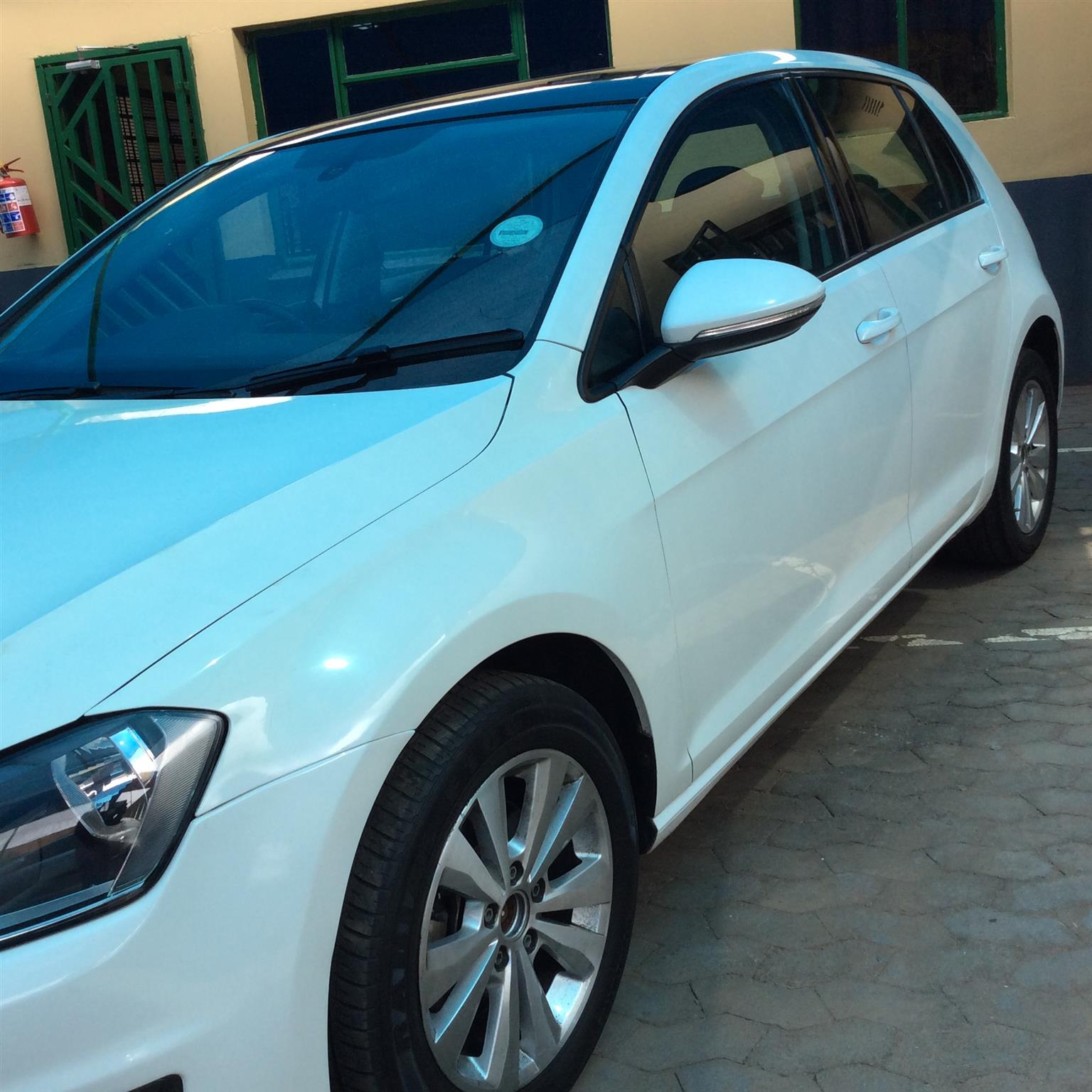 GOLF 7 TSI BLUE MOTION AUTOMATIC