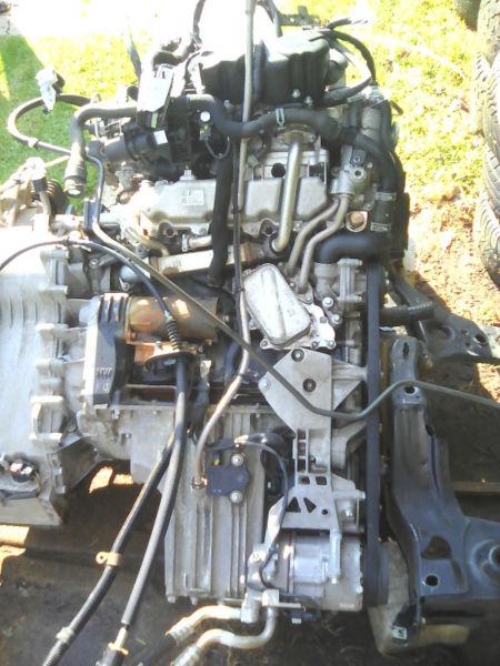 Mercedes Benz A Class W169 A180 CDi Diesel Engine Stripping Spares Parts Units   B Class W245