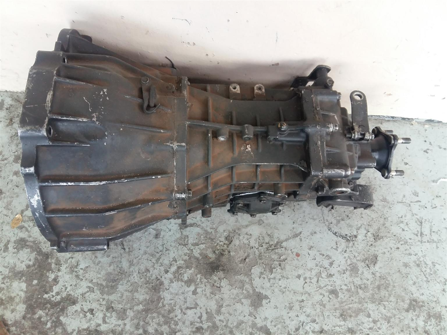 Astonishing Qd32 Nissan Cabstar 5Sp Manual Gearbox For Sale Junk Mail Wiring Database Wedabyuccorg