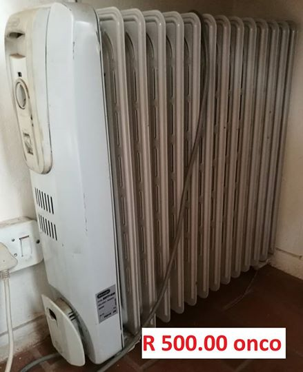14-Fin Oil heater