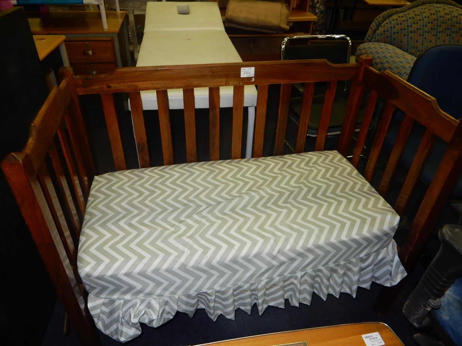 Wooden Couch / Cot