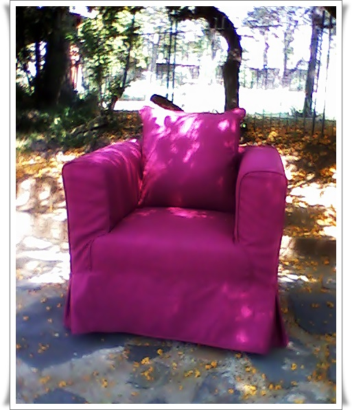 Couch & Chair Home Décor – Gorgeous Removable/Washable Slipcovers