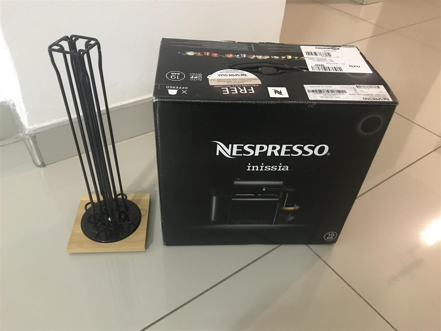 Nespresso Inissia Machine