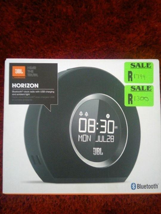 Horizon digital clock