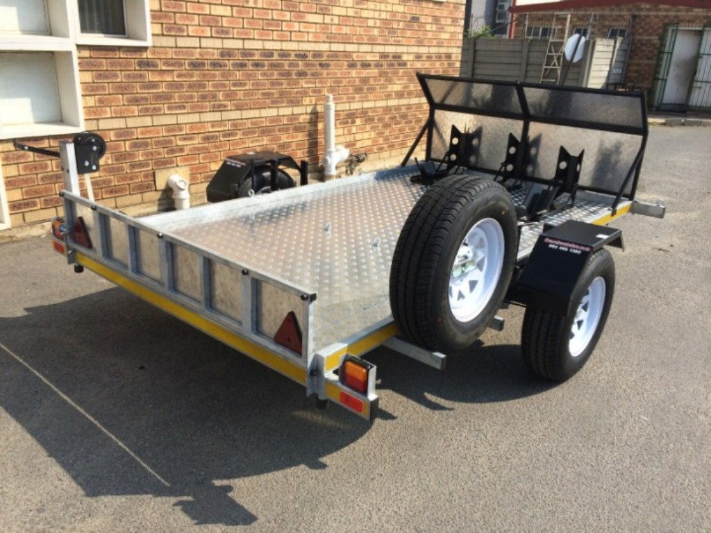 Bike Trailers Available