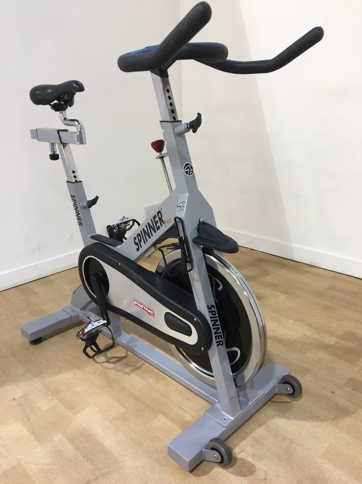 Star Trac Pro Commercial Spin Bike **Refurbished** Commercial Gym Equipment